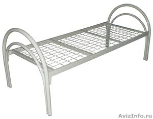 кровати металлические для больницы, кровати для пансионата, кровати армейские - Изображение #5, Объявление #904177