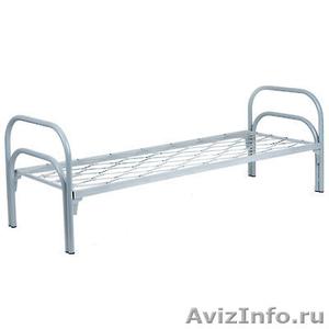 кровати металлические для больницы, кровати для пансионата, кровати армейские - Изображение #8, Объявление #904177