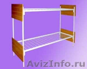 кровати металлические для больницы, кровати для пансионата, кровати армейские - Изображение #10, Объявление #904177