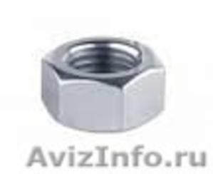 Гайка нержавеющая DIN 934 A2 размер М20    - Изображение #2, Объявление #1236717