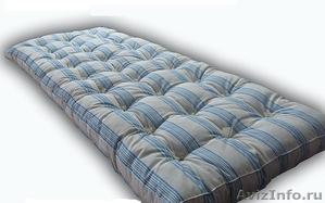 Кровати трёхъярусные для времянок, кровати металлические для бытовок, оптом - Изображение #6, Объявление #1478861