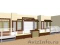 Дизайн-проект торгового оборудования,  отделов,  магазинов,  аптек в 3D.