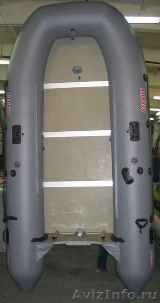 надувная лодка беркут 370