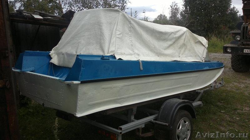 купить лодку казанка в перми