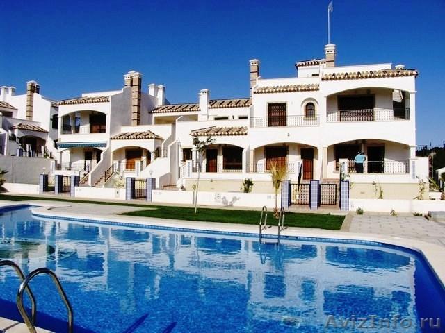 Испания недвижимость коста-бланка