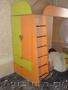 шкафы-купе, детские стенки, столы, стулья из фанеры