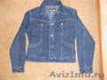 Продается джинсовая куртка на девочку