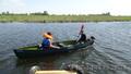 лодка Мефодий из полиэтилена
