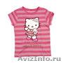 Новая коллекция детской одежды ZIPPY 2011 2012 Disney Land,  Hello Kitty ..