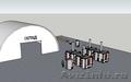 Углевыжигательная печь кассетного типа