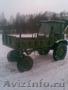 трактор т16м самосвал