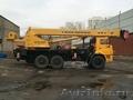 Автокран Галичанин,  25 тонн,  28 м. Продаю. Новый. 2015 года.