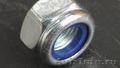 DIN 985 Гайка М12х1, 25 с нейлоновым кольцом.